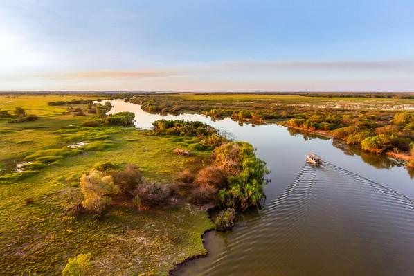 Darwin Wetland Experience
