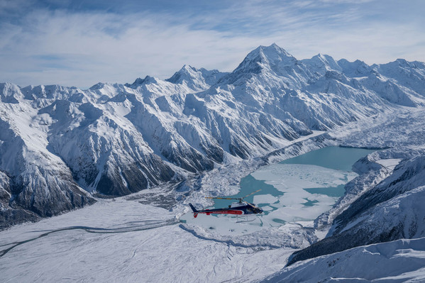 Mt Cook Scenic Helicopter Promo