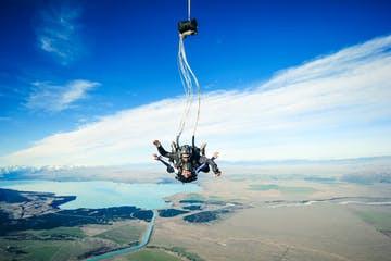 Skydive Mount Cook 9000 Feet