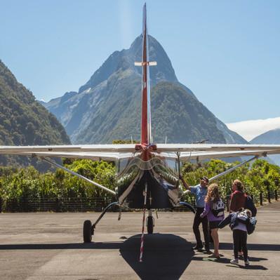 Milford Sound Scenic Flight 2