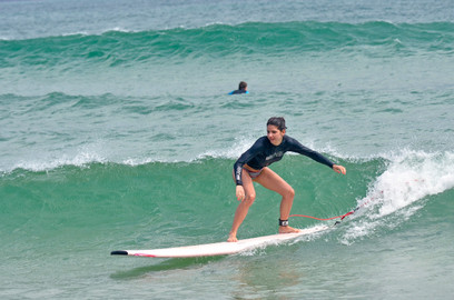 3 Day Surf Course: Techniques and Tricks