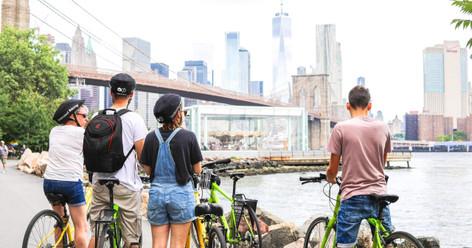 NYC Hybrid Bike Rentals - Day Pass