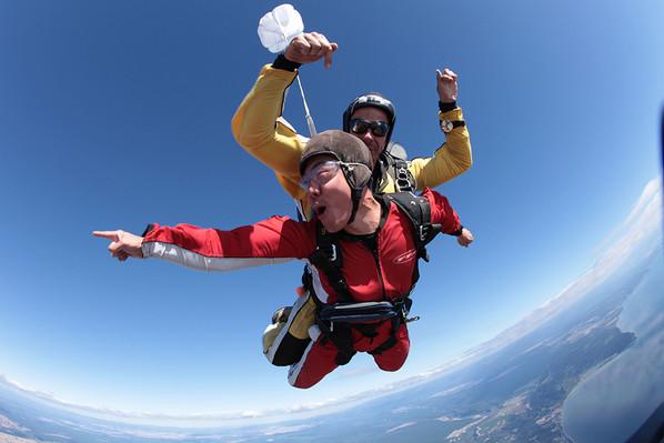 Skydive Lake Taupo discounts