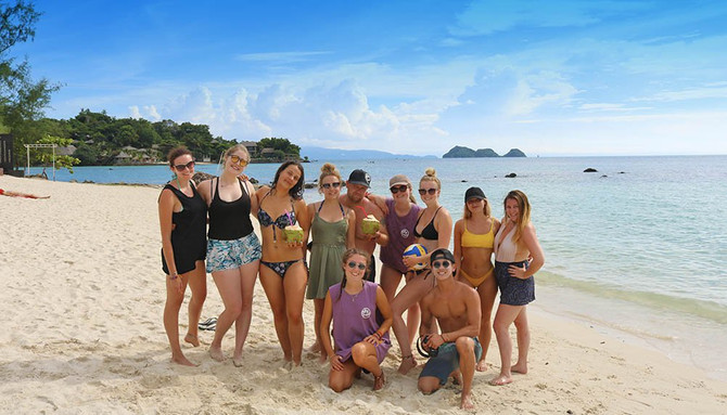 multiday group tour thailand