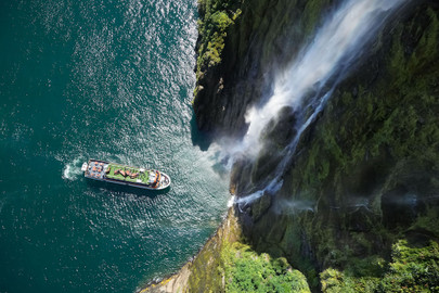 2 Hour Milford Sound Cruise