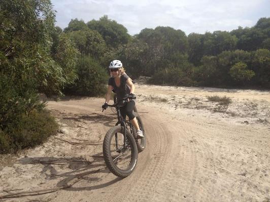 Fatbike Tour - Kangaroo Island