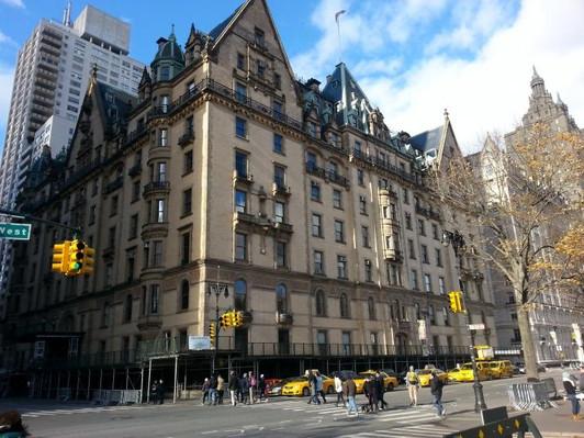 Central Park TV & Movie Sites Walking Tour