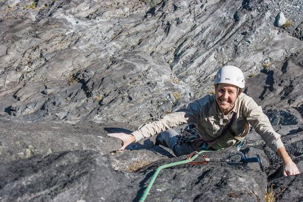rock climbing wanaka adventure