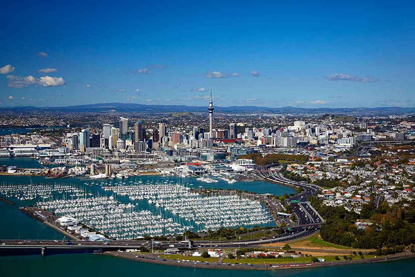 Auckland Best Of Both Worlds
