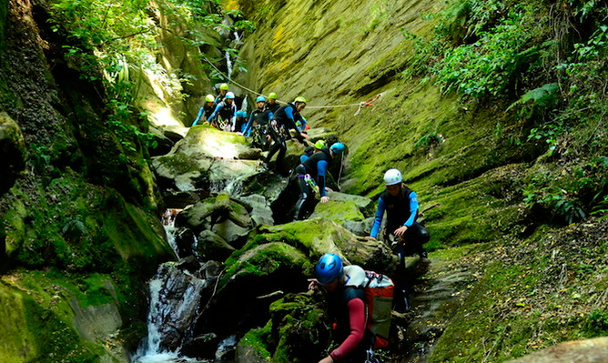 Queenstown canyoning discounts