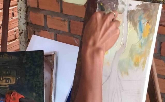 Cambodia painting tour promo code