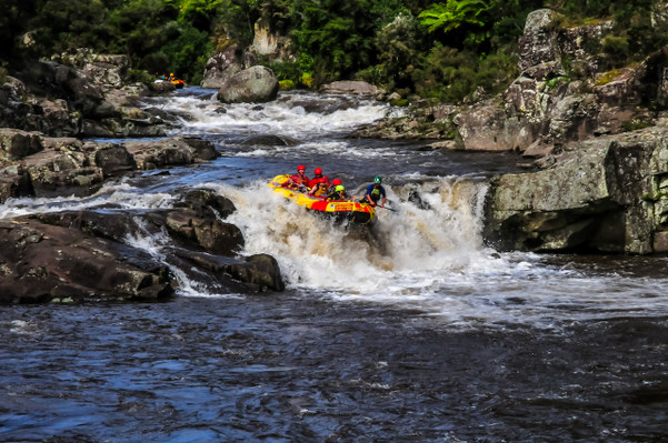 White Water Rafting Tauranga