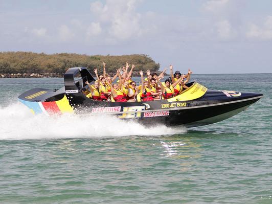 Jet Boating Surfers Paradise