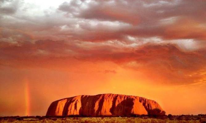 Alice Springs to Uluru tour reviews