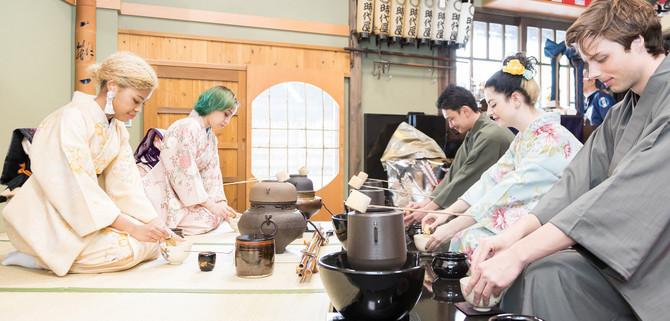 tea ceremony tokyo tour