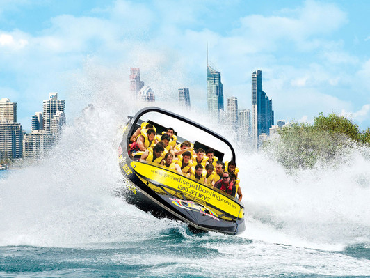 Broadwater Adventure Jet Boat Ride discount