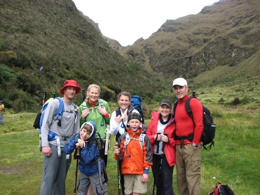 4 DAY INCA TRAIL TREK TO MACHU PICCHU 4