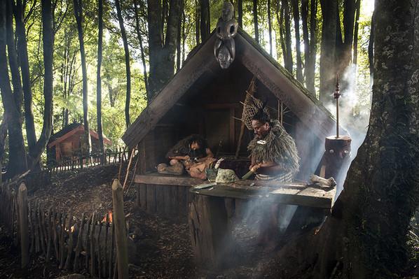 Tamaki Maori Village heritage