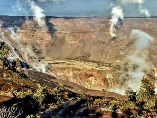 Hawaii Volcano tour