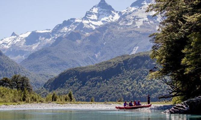 Dart River kayak voucher