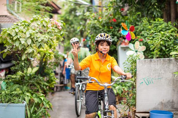 Culture Bike Thailand tours