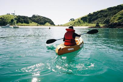 Bay of Islands Overnight Cruise (B&B)