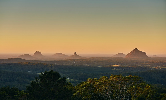 Sunshine Coast Hinterland Tour