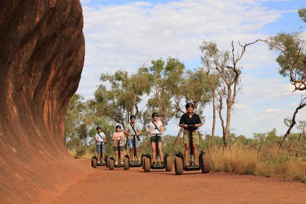 Uluru Segway Sunset Tour Discount