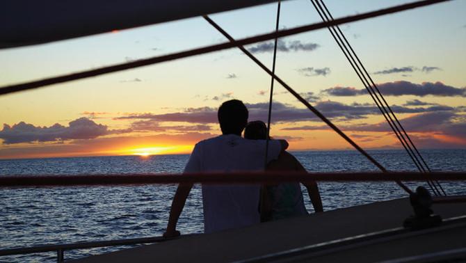 West Oahu Sunset Cruise