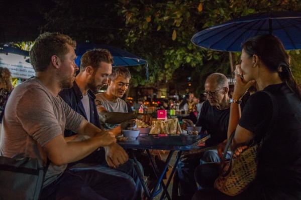 Thailand Bangkok food tasting tour discount