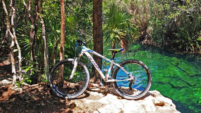 Day bike tour in Tulum