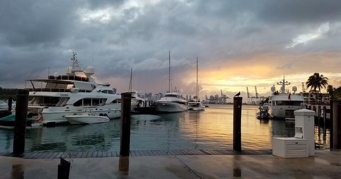 Miami Skyline 90 Min Cruise Of South Beach Millionaire Homes & Venetian Islands