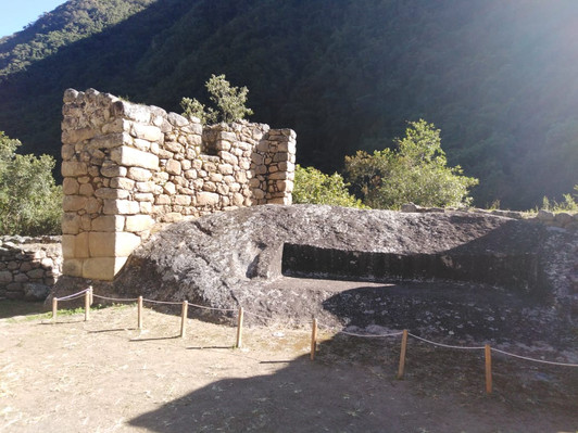 4 DAY INCA TRAIL TREK TO MACHU PICCHU 8