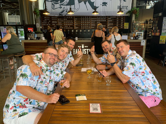 Brisbane beer and axe throwing tour deals