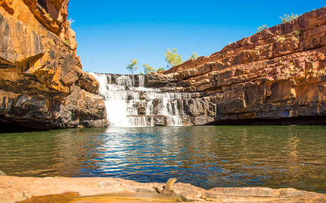 Waterfalls Kimberley Region