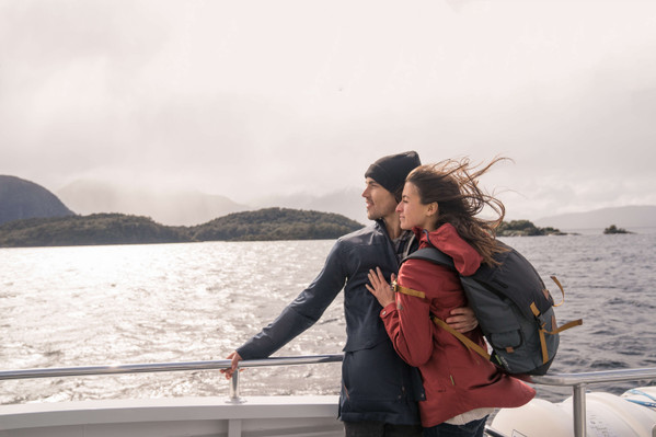 Fiordland ferry tour new zealand