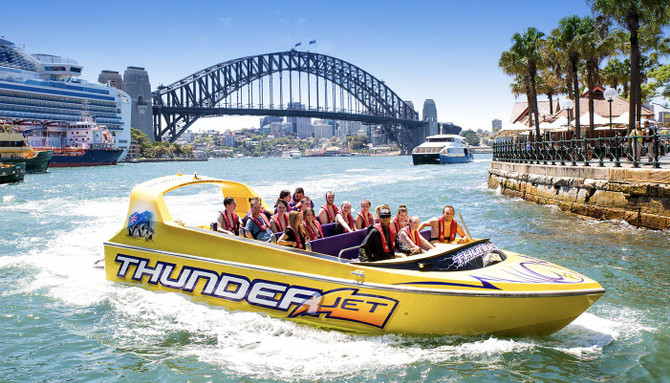 sydney harbour boat cruise