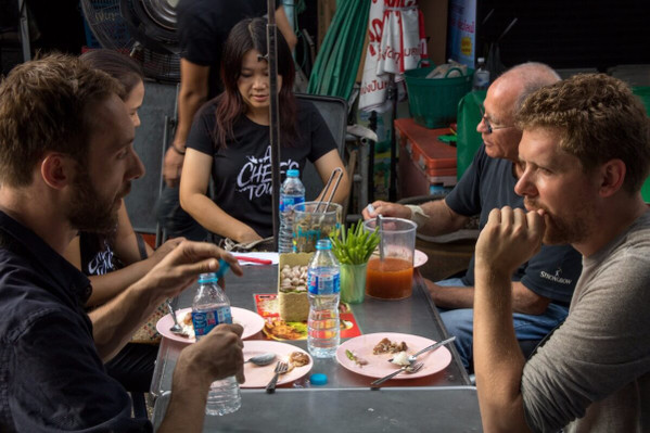 Thailand Chiang Mai food tours