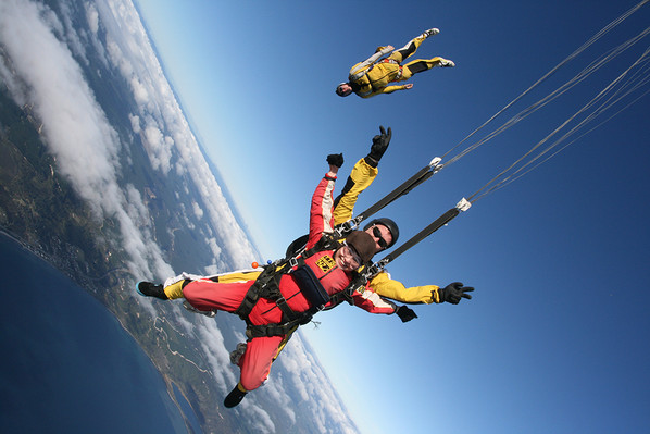 Skydive Taupo discounts