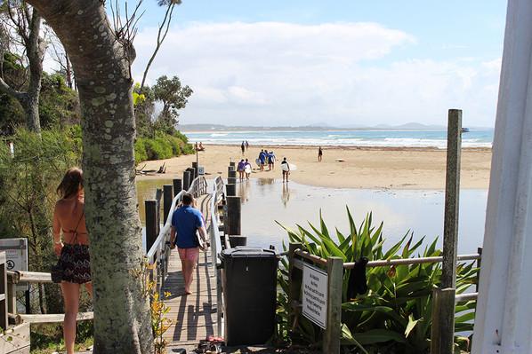 surf camp cairns