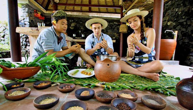 balinese cooking class ubud