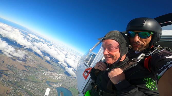 Christchurch Skydive specials