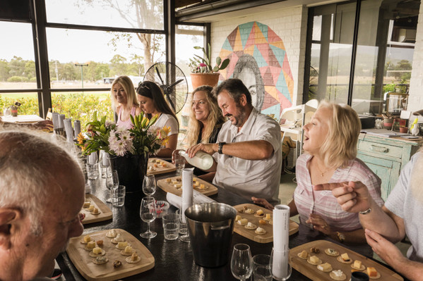 Hunter Valley Winery experience