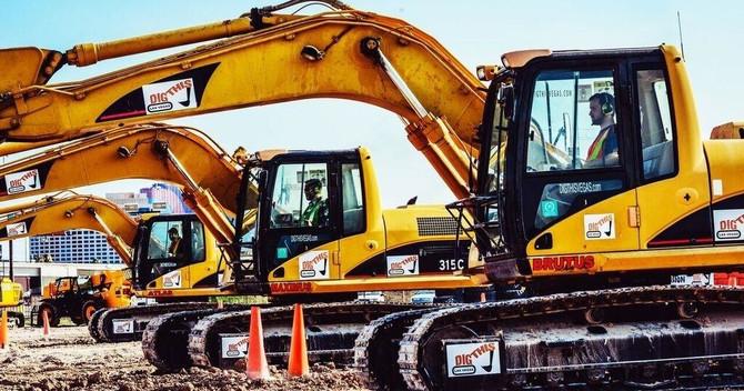 Big Dig Excavator Experience
