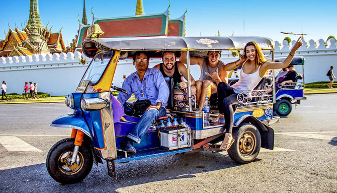 Bangkok travel deal Thailand