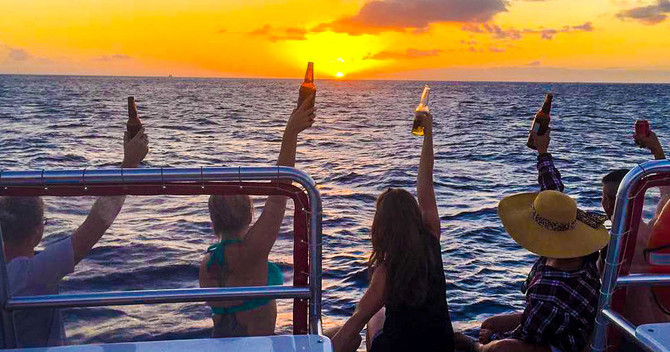Honolulu Sunset Cruise