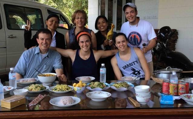 Cambodian Food Tour