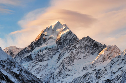 Mount Cook Experience from Queenstown