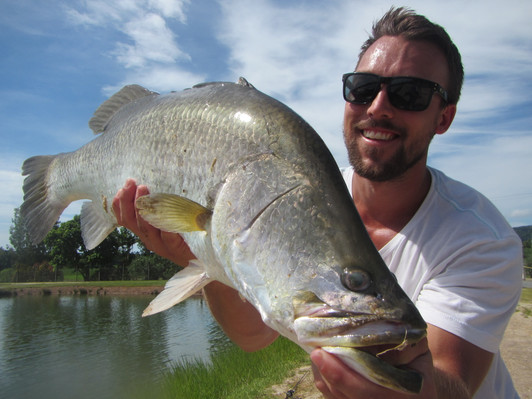 fishing experience queensland