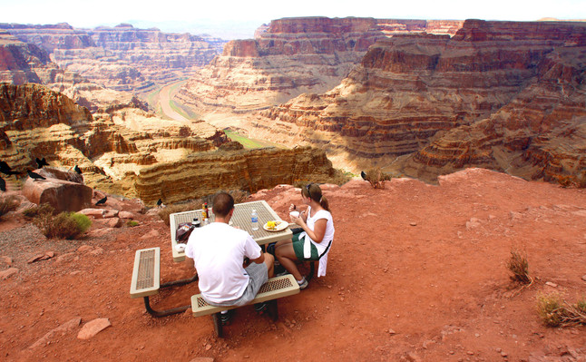 Grand Canyon West Rim Tour specials